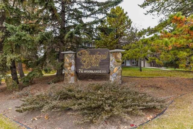 126 70 Woodlands Road, St. Albert, AB T8N 5H2 (#E4178769) :: Initia Real Estate