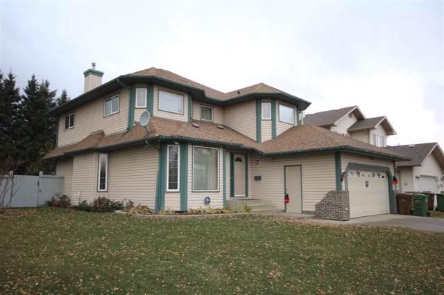 25 Heritage Way, St. Albert, AB T8N 5W4 (#E4178848) :: Initia Real Estate