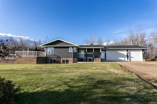 10 2306 TWP RD 540, Rural Lac Ste. Anne County, AB T0E 1V0 (#E4178975) :: The Foundry Real Estate Company