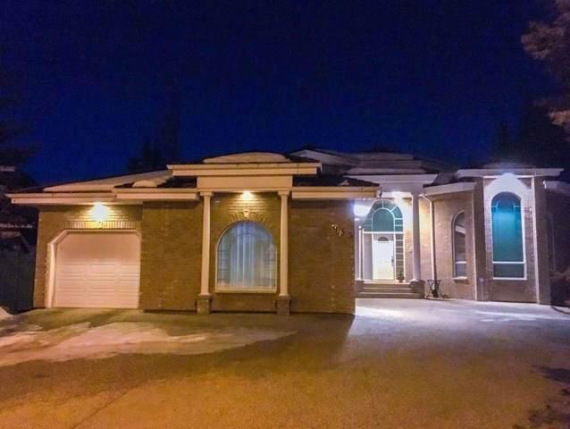 933 Blackett Wynd, Edmonton, AB T6W 1A9 (#E4179151) :: Initia Real Estate