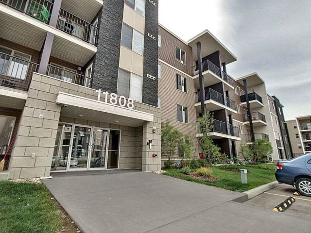114 11808 22 Avenue, Edmonton, AB T6W 2A2 (#E4179192) :: The Foundry Real Estate Company