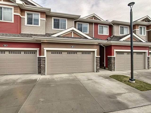 22 3103 Hilton Drive, Edmonton, AB T6M 0R3 (#E4179205) :: The Foundry Real Estate Company