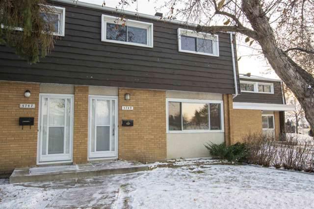 5749 144 Avenue, Edmonton, AB T5A 1K6 (#E4179208) :: Initia Real Estate