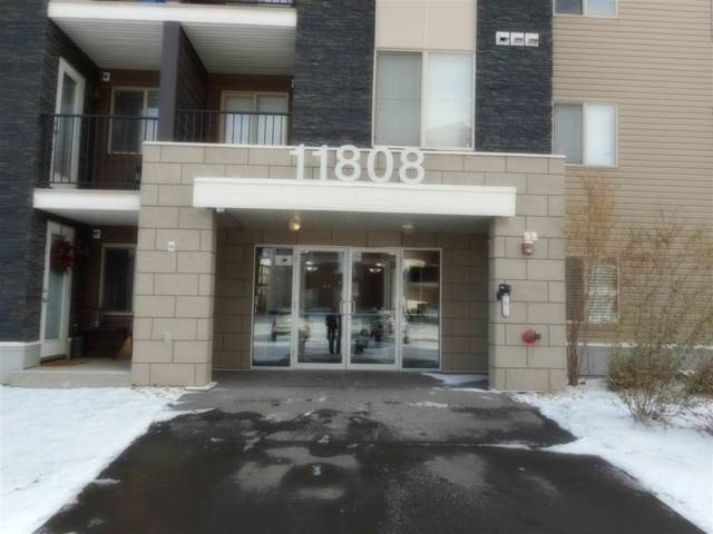 118 11808 22 Avenue SW, Edmonton, AB T6W 2A2 (#E4179228) :: The Foundry Real Estate Company