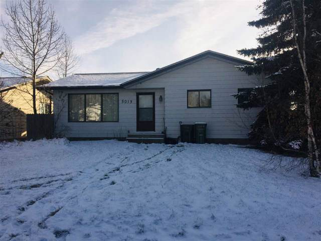 5013 55 Avenue, Wabamun, AB T0E 2K0 (#E4179237) :: Initia Real Estate