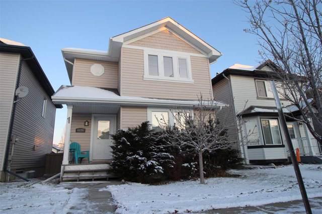 8126 7 AVE SW, Edmonton, AB T6X 1L9 (#E4179239) :: The Foundry Real Estate Company