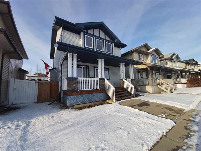 7189 South Terwillegar Drive, Edmonton, AB T6R 0P3 (#E4179265) :: The Foundry Real Estate Company