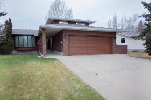 3122 110A Street, Edmonton, AB T6J 3G1 (#E4179340) :: Initia Real Estate