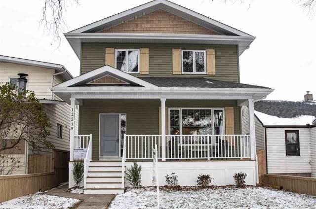 12219 93 Street, Edmonton, AB T5G 1G5 (#E4179361) :: Initia Real Estate