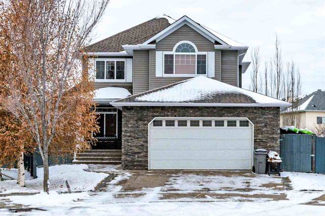 5106 Cour Chateau Court, Beaumont, AB T4X 1W5 (#E4179366) :: Initia Real Estate
