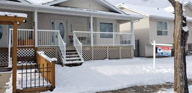 5028 49 Street, Drayton Valley, AB T7A 1C9 (#E4179402) :: The Foundry Real Estate Company