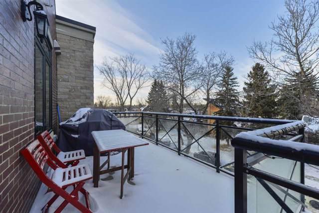 301 10811 72 Avenue, Edmonton, AB T6E 1A4 (#E4179485) :: The Foundry Real Estate Company