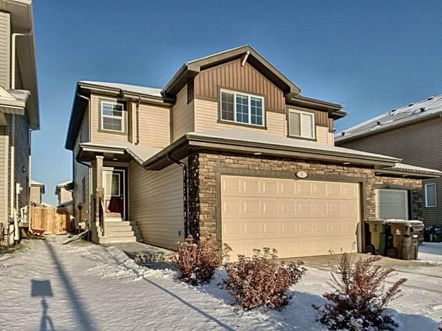 74 Meadowpark Gate, Spruce Grove, AB T7X 0T9 (#E4179488) :: Initia Real Estate