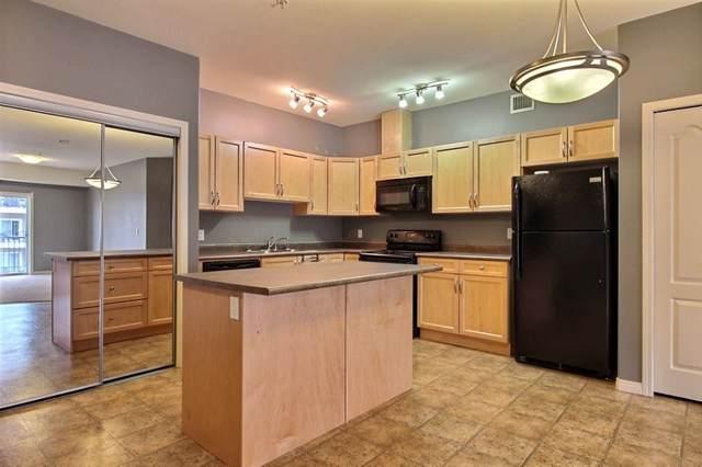 318 105 West Haven Drive, Leduc, AB T9E 0R9 (#E4179502) :: Initia Real Estate