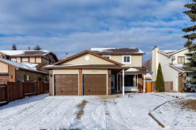 5520 184A Street, Edmonton, AB T6M 1Y5 (#E4179573) :: Initia Real Estate
