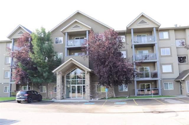 204 279 Suder Greens Drive, Edmonton, AB T5T 6X6 (#E4179577) :: The Foundry Real Estate Company
