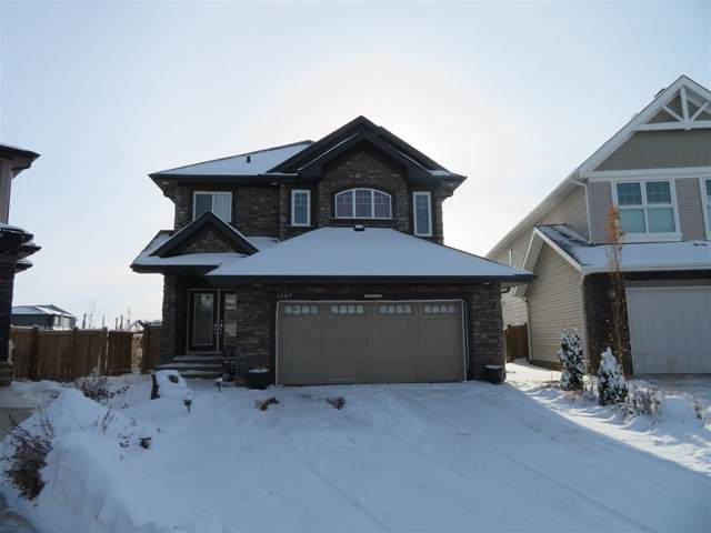 1387 158 Street, Edmonton, AB T6W 2S3 (#E4179585) :: The Foundry Real Estate Company