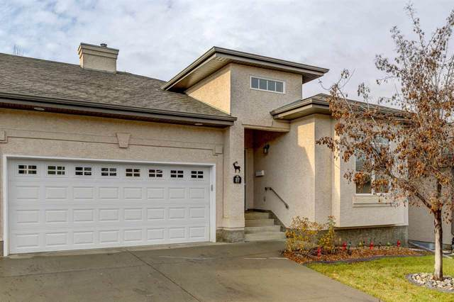 37 1251 Rutherford Road, Edmonton, AB T6W 1T6 (#E4179599) :: The Foundry Real Estate Company
