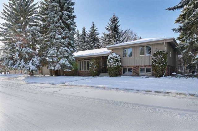 162 Willow Way, Edmonton, AB T5T 1C8 (#E4179600) :: The Foundry Real Estate Company