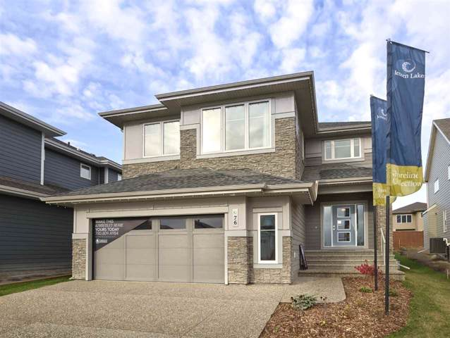 76 Jacobs Close, St. Albert, AB T8N 7S3 (#E4179670) :: Initia Real Estate