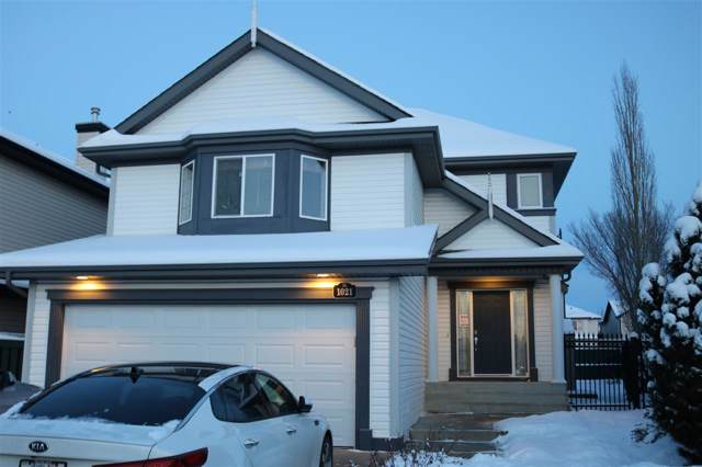 1021 Rutherford Place, Edmonton, AB T6W 1J5 (#E4179701) :: The Foundry Real Estate Company