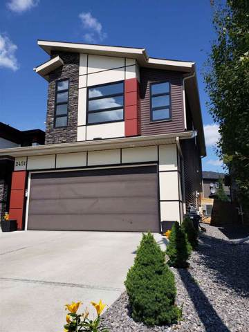 2451 Ware Crescent, Edmonton, AB T6W 2M8 (#E4179706) :: The Foundry Real Estate Company