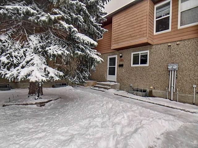 7 3812 20 Avenue, Edmonton, AB T6L 4B2 (#E4179712) :: Initia Real Estate