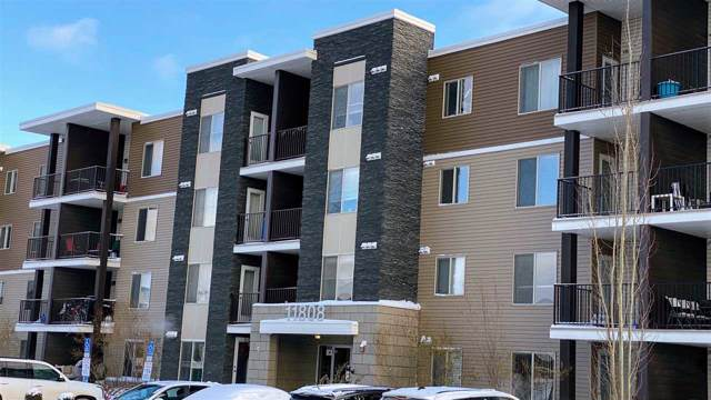 403 11808 22 Avenue, Edmonton, AB T6W 2A2 (#E4179762) :: The Foundry Real Estate Company