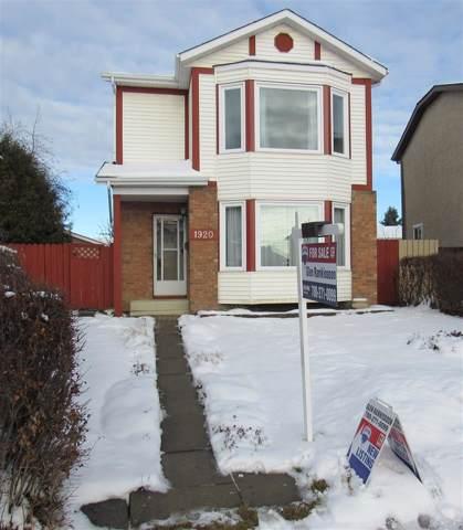 1920 108 Street, Edmonton, AB T6J 5W6 (#E4179799) :: Initia Real Estate