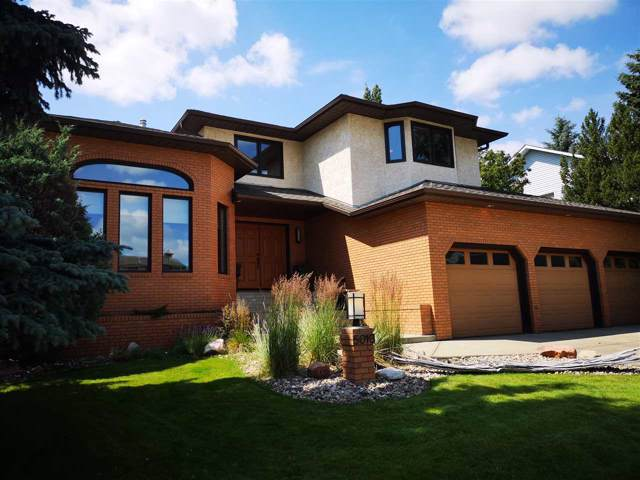 5010 Whitemud Road NW, Edmonton, AB T6H 5B1 (#E4179807) :: Initia Real Estate