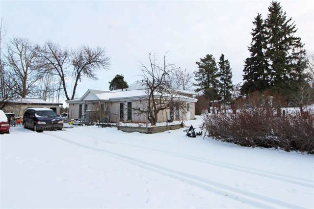 405 Swedberg Street, Rural Wetaskiwin County, AB T0C 2V0 (#E4179845) :: The Foundry Real Estate Company