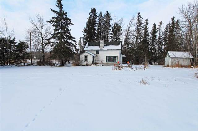 Rural Wetaskiwin County, AB T0C 2V0 :: The Foundry Real Estate Company