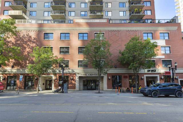 506 10180 104 Street, Edmonton, AB T5J 1A7 (#E4179858) :: The Foundry Real Estate Company