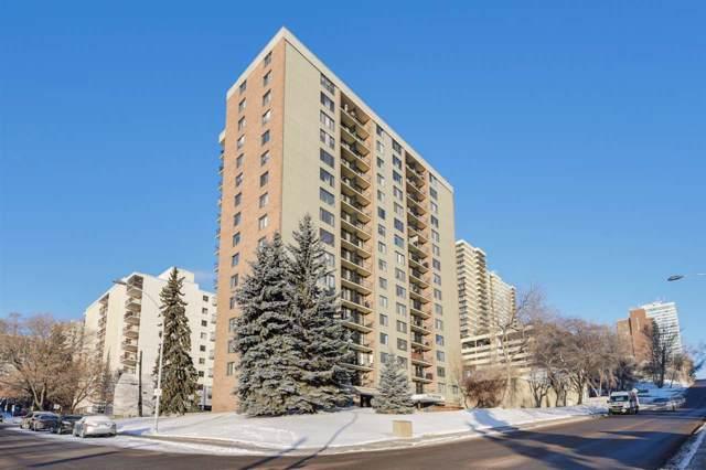 1105 9808 103 Street, Edmonton, AB T5K 2G4 (#E4179920) :: Müve Team | RE/MAX Elite