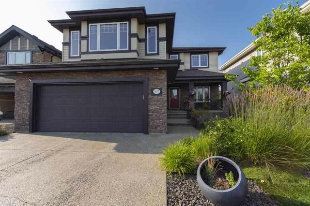 897 Hodgins Road, Edmonton, AB T6M 0E8 (#E4179995) :: The Foundry Real Estate Company