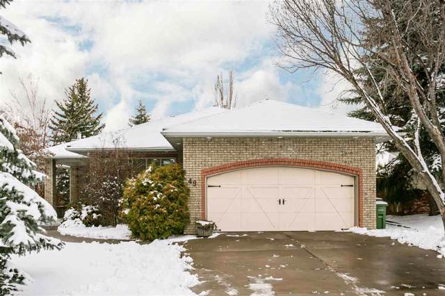 49 Kingswood Drive, St. Albert, AB T8N 5S2 (#E4180037) :: The Foundry Real Estate Company