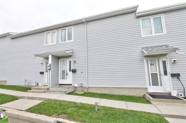 83 Amberly Court, Edmonton, AB T5A 2H9 (#E4180046) :: Initia Real Estate