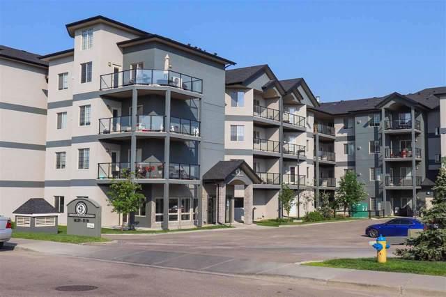 108 16235 51 Street, Edmonton, AB T5Y 0V3 (#E4180053) :: The Foundry Real Estate Company
