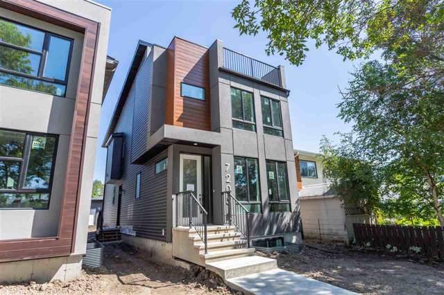 7205 106 Street, Edmonton, AB T6E 4V7 (#E4180066) :: The Foundry Real Estate Company