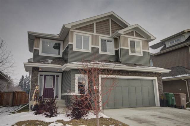 50 Edgewater Terrace N, St. Albert, AB T8N 4G4 (#E4180088) :: The Foundry Real Estate Company