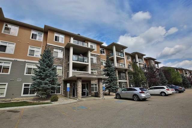 211 11615 Ellerslie Road, Edmonton, AB T6W 0J3 (#E4180094) :: The Foundry Real Estate Company
