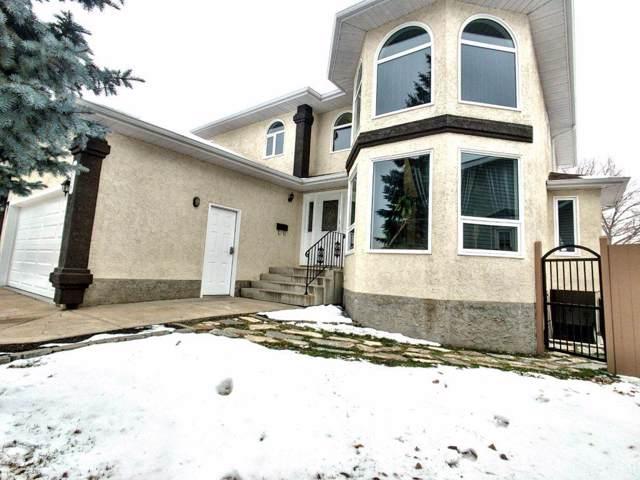 5715 11A Avenue, Edmonton, AB T6L 6M9 (#E4180160) :: Initia Real Estate