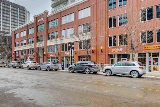 1201 10136 104 Street NW, Edmonton, AB T5J 0B5 (#E4180187) :: The Foundry Real Estate Company