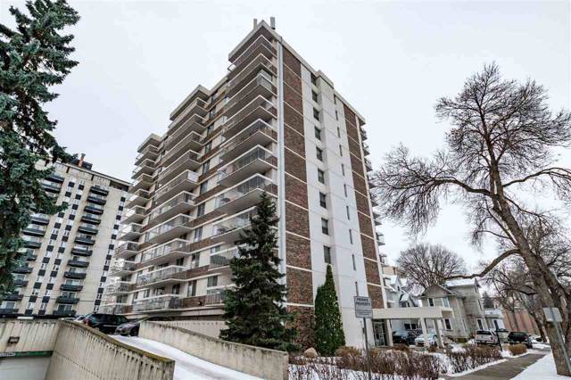 1005 9930 113 Street, Edmonton, AB T5K 1N6 (#E4180193) :: The Foundry Real Estate Company