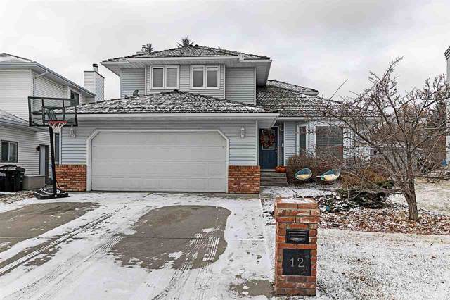 12 Craigavon Bay, Sherwood Park, AB T8A 5J4 (#E4180206) :: The Foundry Real Estate Company