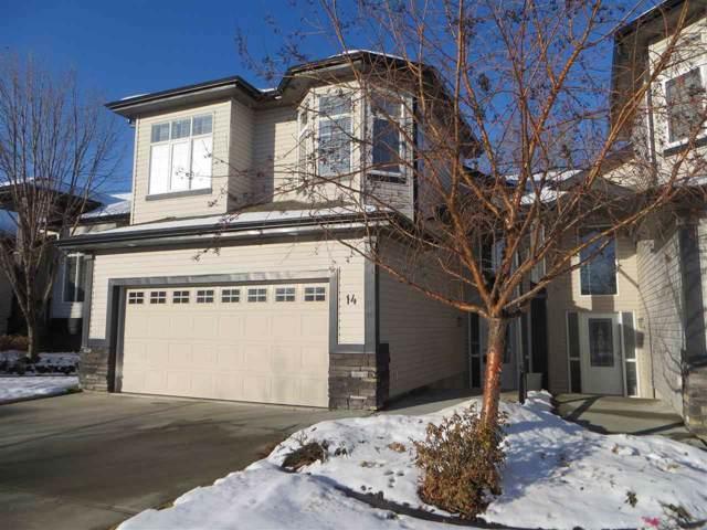 14 12610 15 Avenue, Edmonton, AB T6W 1X1 (#E4180219) :: The Foundry Real Estate Company