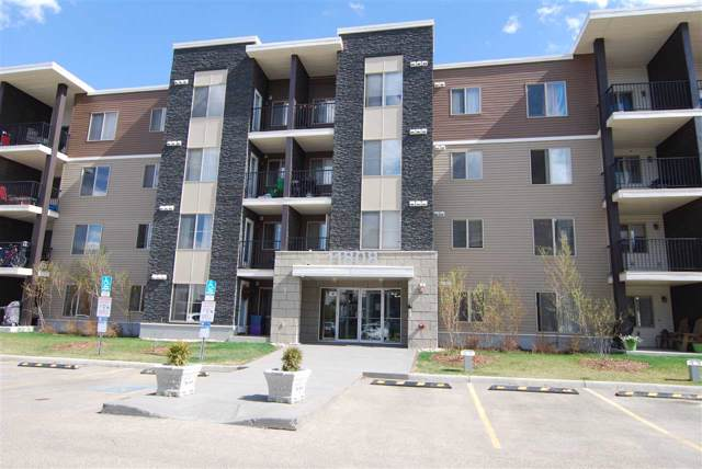 401 11808 22 AVE, Edmonton, AB T6W 2A2 (#E4180231) :: The Foundry Real Estate Company