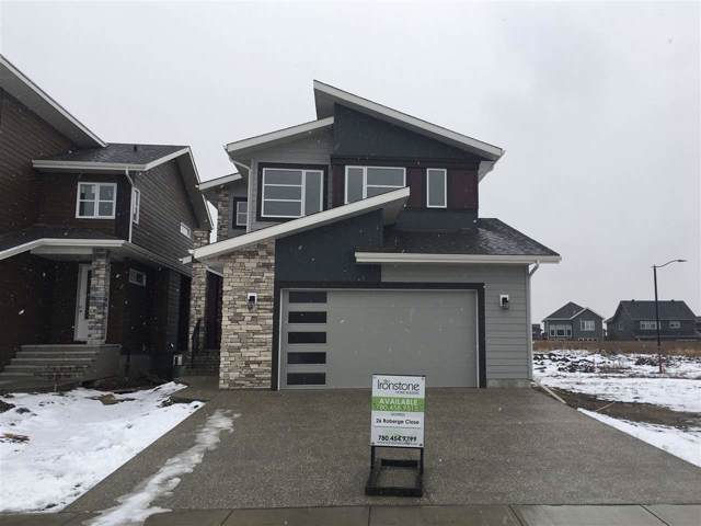 26 Roberge Close, St. Albert, AB T8N 7W3 (#E4180248) :: The Foundry Real Estate Company