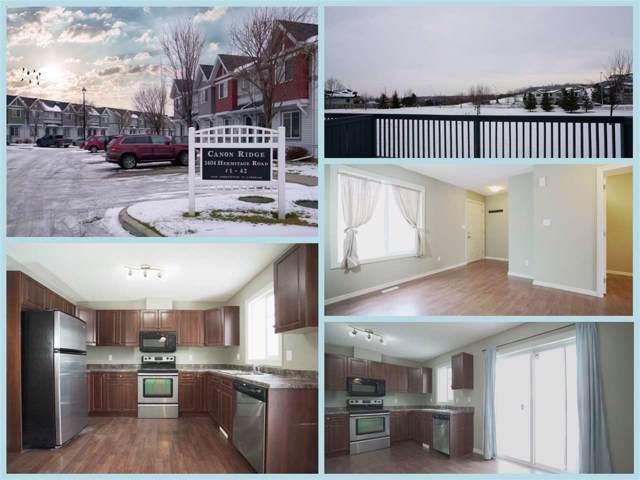 36 1404 Hermitage Road, Edmonton, AB T5A 0P5 (#E4180251) :: Initia Real Estate