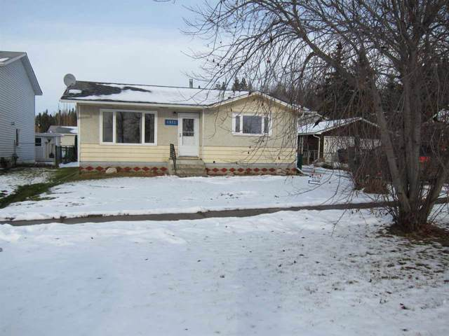 4612 52 Avenue, Wabamun, AB T0E 2K0 (#E4180253) :: Initia Real Estate